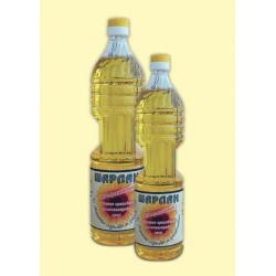 Нерафинирано студено пресовано слънчогледово олио 1 л.