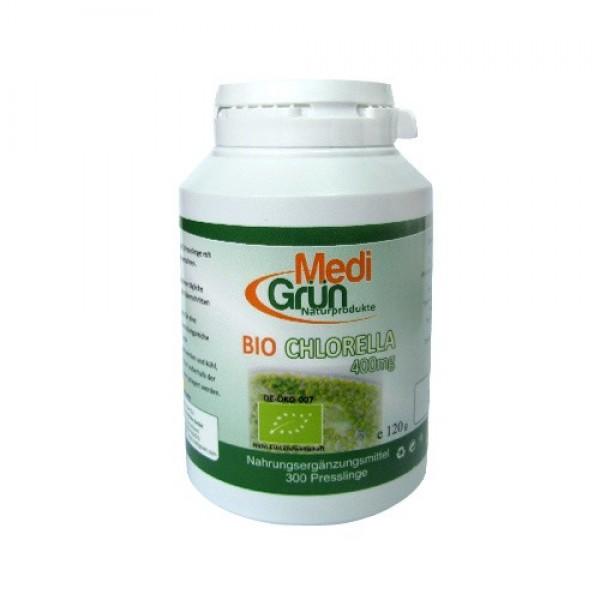 Хлорела 200 таблетки по 505 мг.