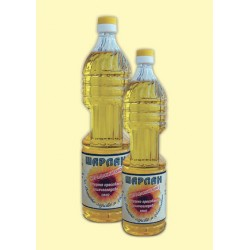 Нерафинирано студено пресовано слънчогледово олио 500 мл.